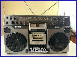 AIWA TPR-950h Boombox vintage cassette/recorder stereo circa 1978 950