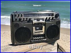 AIWA TPR-950h Boombox vintage cassette/recorder stereo circa1978 950