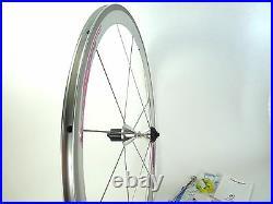 Campagnolo Shamal 8 speed wheel rear 700c clincher Vintage bike 1996 LAST1 NOS