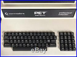 Commodore PET CBM 2001 32N Vintage Computer With Data Cassette Recorder