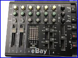 Fostex X-26 Vintage 4Track Multi-Track Cassette Recorder/Power Supply Tested