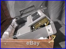 JVC Vintage BR1600U & TM63U Portable Video Cassette Recorder & Portable Monitor