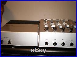 Korg CR-4 4 Track Cassette Tape Recorder Multitrack with Power Supply Vintage Nice