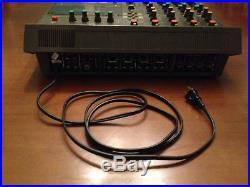 Make Offer Vintage Analog Tascam 244 Portastudio 4-track Cassette Tape Recorder