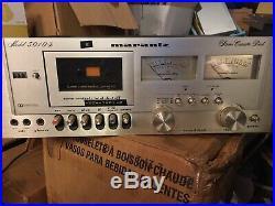 Marantz 5010B VINTAGE Cassette Tape Recorder Deck