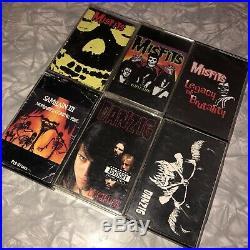 Misfits Samhain Danzig Tape Lot Rare Vtg Record