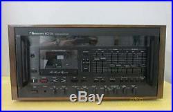 Nakamichi 1000ZXL Cassette Deck Vintage Audio Recorder Good Condition 1980