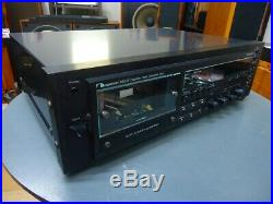 Nakamichi 682ZX 3 Head Cassette Recorder Player USED JAPAN 100V vintage dragon