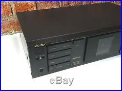 Nakamichi BX-125E Vintage High Quality Cassette Recorder & Player
