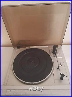PHILIPS' vintage retro 1042 stereo record player / Cassette