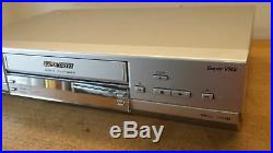 Panasonic NV-SV121 Vintage S-VHS VCR Video Cassette Recorder with Original Remot