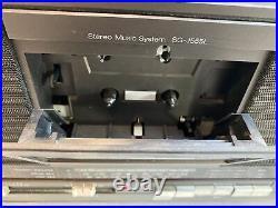 Panasonic SG-J555L Vintage Retro Boombox Stereo Music Radio Cassette Hifi Record