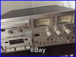 Pioneer CT-F1000 Vintage Hi End TOTL Cassette Tape Player Recorder Rare 3 Head