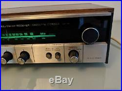 RARE Vintage SONY HST-139 Cassette Recorder Receiver 1970s MADE IN JAPAN
