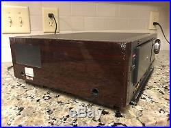 Rare Vintage JVC HR-S10000U HiFi Stereo Super -VHS Video Cassette Recorder