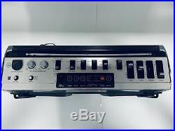 Rare Vintage National Panasonic CrO2 4 Band Stereo Cassette Recorder Radio Retro