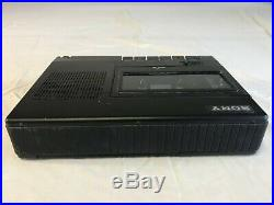 SONY TC-D5M Vintage Professional Cassette Recorder Pro Commercial with manual