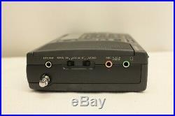 Sony Icf-sw1000t Ssb Pll Shortwave Receiver Cassette Recorder Rare Vintage