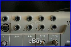 TASCAM 464 Portastudio Vintage Analog Multitrack 4-Track Cassette Tape Recorder
