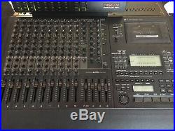 Tascam MidiStudio 688 Vintage 8 Track Cassette Multitrack Recorder