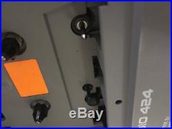 Tascam Portastudio 424 Vintage 4 Track Cassette Tape Recorder Multitrack Mixer