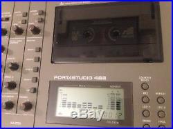 tascam tape recorder