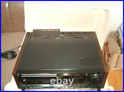 Used EDV9000 ED Beta Deck Cassette Recorder Video SONY Vintage VCRs from Japan