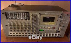 VESTAX MR-66 6 Track MultiTrack Cassette Recorder RARE Vintage