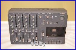 VINTAGE TASCAM 414 analog tape cassette recorder PORTASTUDIO 4 track TESTED