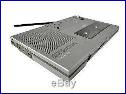 VTG 1980s Sony TCM 230 PortaTapecorder Portable Cassette Player Recorder Walkman