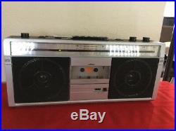 VTG GOLDSTAR TSR-671 CLASSIC Radio Cassette Recorder