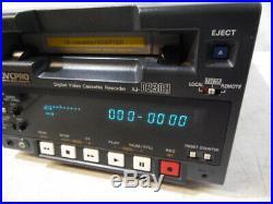 VTG Panasonic AJ-D230H DVCPro Digital Video Cassette Recorder Professional Japan