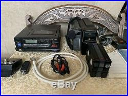 VTG Sony EV-C8u Video 8 Cassette Recorder &CCD-M8u Camera Transfer Video8 To DVD