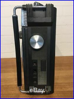 Victor JVC RC-550 rare vintage cassette recorder Boombox 80s Japan El Diablo