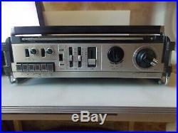 Victor / Jvc RC-550 super rare vintage cassette recorder Boombox 80s. Japan