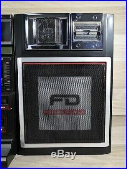 Vintage 1986 Maxim MX-939 Cassette Player/Recorder Radio Boom Box Ghetto Blaster