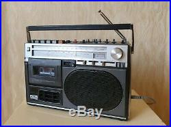 Vintage AIWA TPR-300A BOOMBOX Stereo Radio Cassette Player Recorder