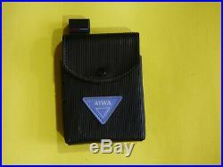Vintage Aiwa Hs-j600 Cassette Recorder Am/fm Walkman Very Rare