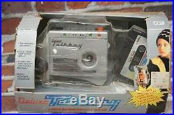 Vintage Deluxe Talkboy Home Alone 2 Cassette Recorder with Voice Changer