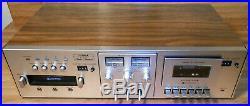 Vintage Fisher Er-8150 Studio Standard Stereo 8 Track & Cassette Player Recorder