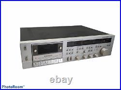 Vintage Harman/Kardon CD 491 3 Head Cassette Tape Recorder Deck