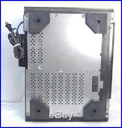 Vintage JVC -HR-S10000U HiFi Stereo Super -VHS Video Cassette Recorder-Works
