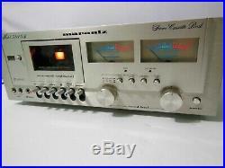 Vintage Marantz 5010B Stereo Cassette Recorder Tape Deck