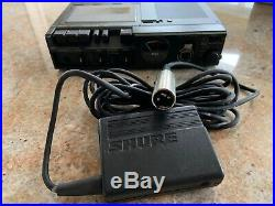 Vintage Marantz PMD-222 3-Heads Professional Portable Studio Cassette Recorder