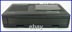 Vintage Marantz Professional Portable Cassette Recorder PMD221 3 Head Tape Deck