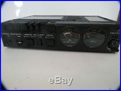 Vintage Marantz Stereo Cassette Deck Recorder PMD430 Works WithCover