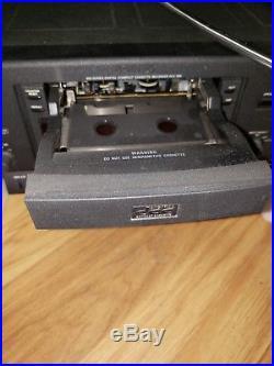Vintage Philips DCC900 900 Series Digital Compact Cassette Recorder