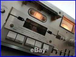 Vintage Pioneer CT-F1000 Stereo Cassette Deck / Tape Deck / Recorder / Cassette