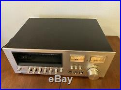 Vintage Pioneer CT-F2121 Cassette Tape Player Recorder Tested And Working