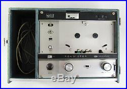 Vintage RCA Victor YGB 29A Relay II Monophonic Cassette Tape Recorder